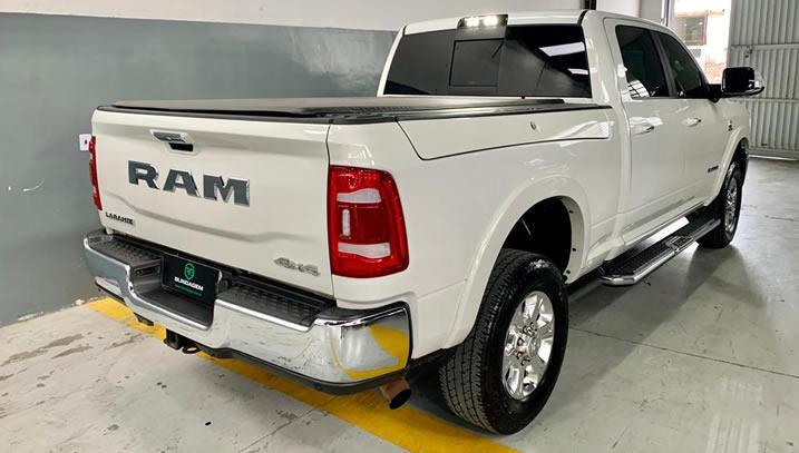 DODGE RAM 6.7 2500 LARAMIE 4X4 DIESEL  2020/2020 cheio