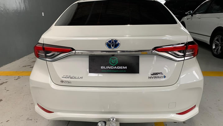 Toyota Corolla 1.8 Hybrid Flex Altis CVT 2020/2021 full