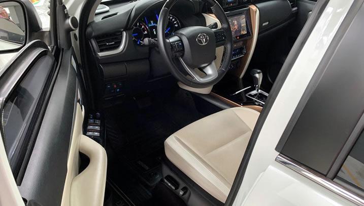 Toyota Hilux SW4 2.8 SRX DIAMOND 4X4 7Lugares Diesel 2020/2020 cheio