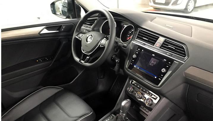 Volkswagen Tiguan 1.4 250 Flex Allspace 7lugares  Comfort 2020/2020 cheio