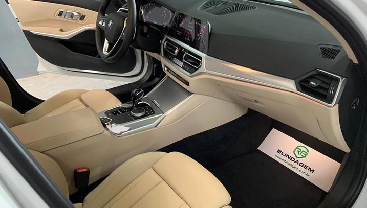 BMW 320i GP Sport 2.0 Turbo 2020/2021 cheio