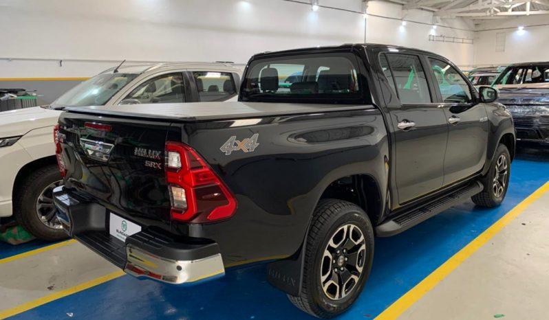 Toyota Hilux  2021/2021  2.8 D-4D  Turbo  Diesel  CD SRX  4×4  Automático full