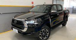 Toyota Hilux  2021/2021  2.8 D-4D  Turbo  Diesel  CD SRX  4×4  Automático